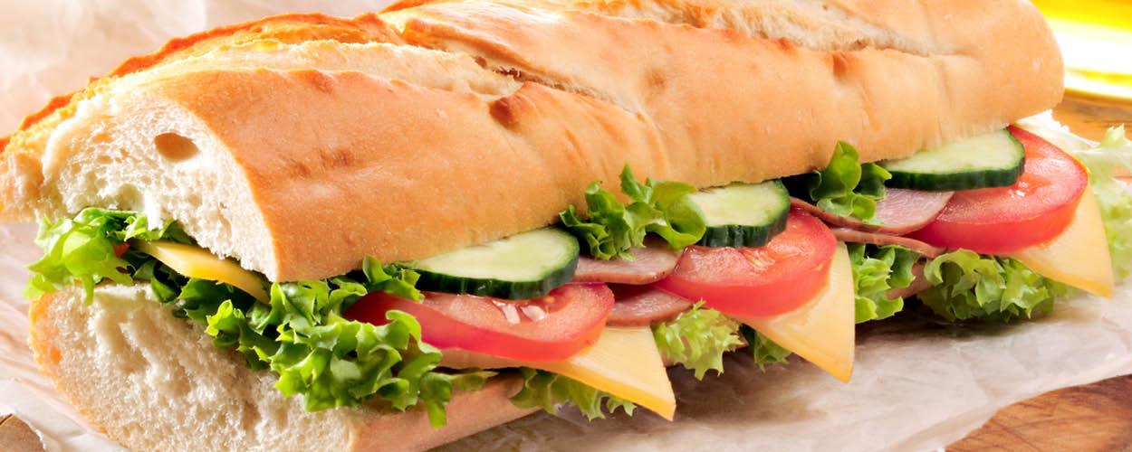 Vandaag geen zin om je lunch te bereiden?